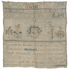 1778 Herbert Sampler